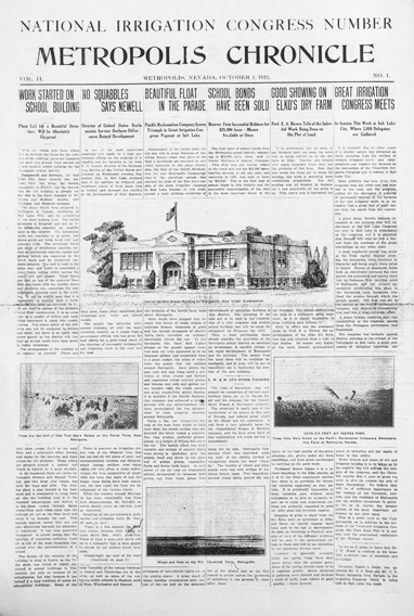 Metropolis Chronicle